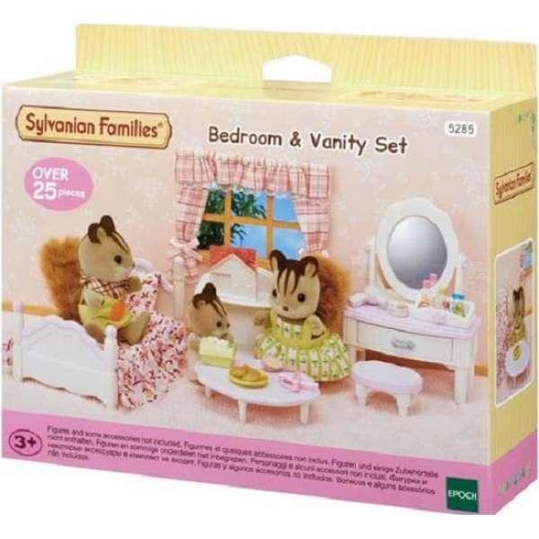 Sylvanian Families Guļamistabas mēbeles 5285