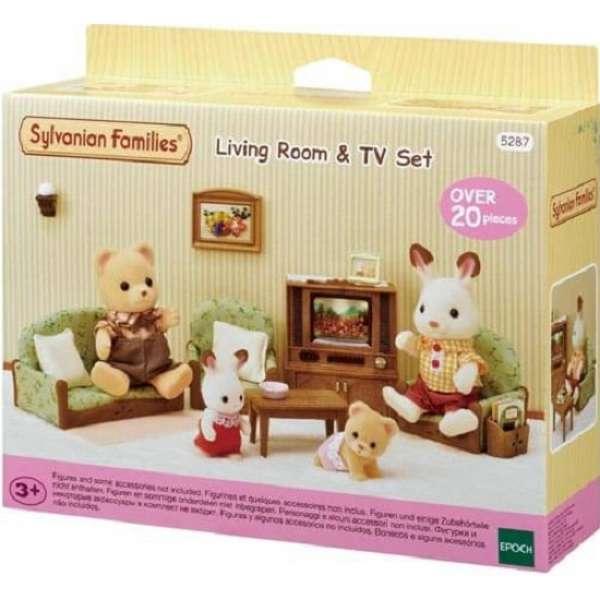 Sylvanian Families Viesistabas mēbeles 5287