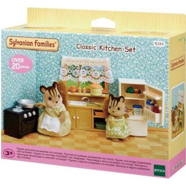 Sylvanian Families Virtuves mēbeles 5289