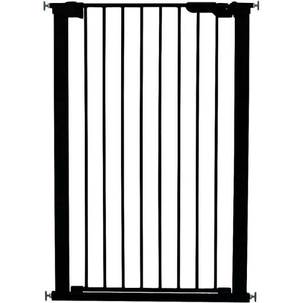 BabyDan Drošības vārtiņi dzīvniekiem Pet Gate Premier XL, melns, 50916-2690-10
