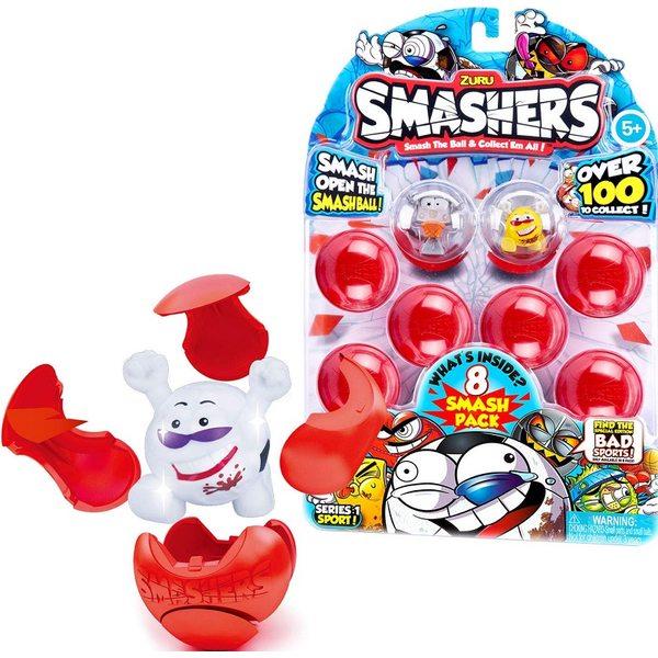 Zuru Smashers 8-pack 7403