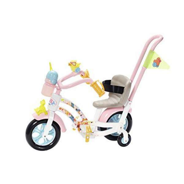 Baby Born Play and Fun Bike ritenīts lellei, 823699