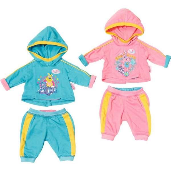 Baby Born Sporta kostīms 823774