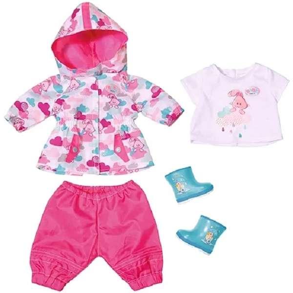 Baby Born Apģērba komplekts lietainam laikam 823781