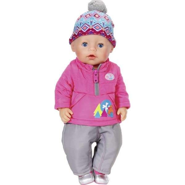 Baby Born Ziemas apģērba komplekts 823811