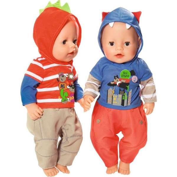 Baby Born Apģērba komplekts 824535