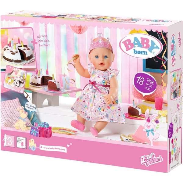 Baby Born Apģērba komplekts - Party 825242