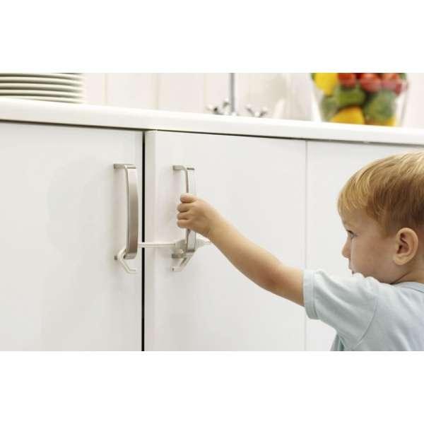 BabyDan Divkāršs durvju fiksators, 8269-1-6