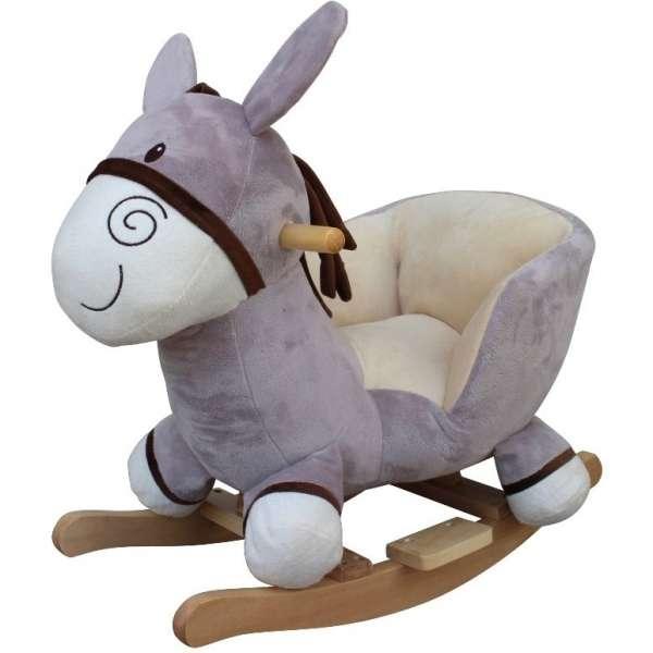 BabyGo Rocker Donkey šūpuļkrēsls 910-15