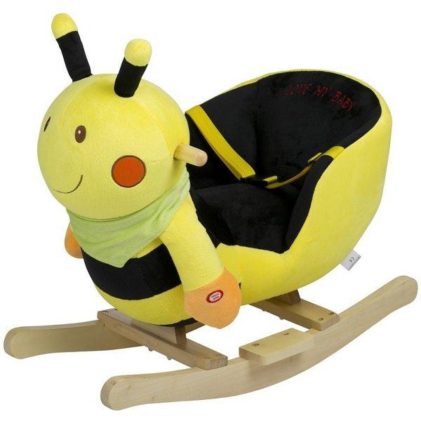 BabyGo Rocker Bee šūpuļkrēsls 910-5
