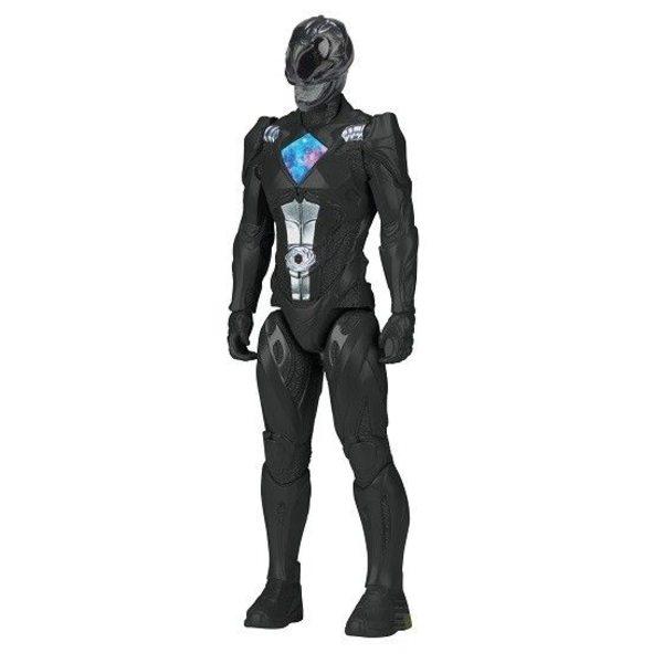Bandai Power Ranger Varonis - Black Ranger 30 cm, 97665