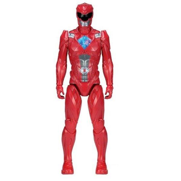 Bandai Power Ranger Varonis - Red Ranger 30 cm, 97665