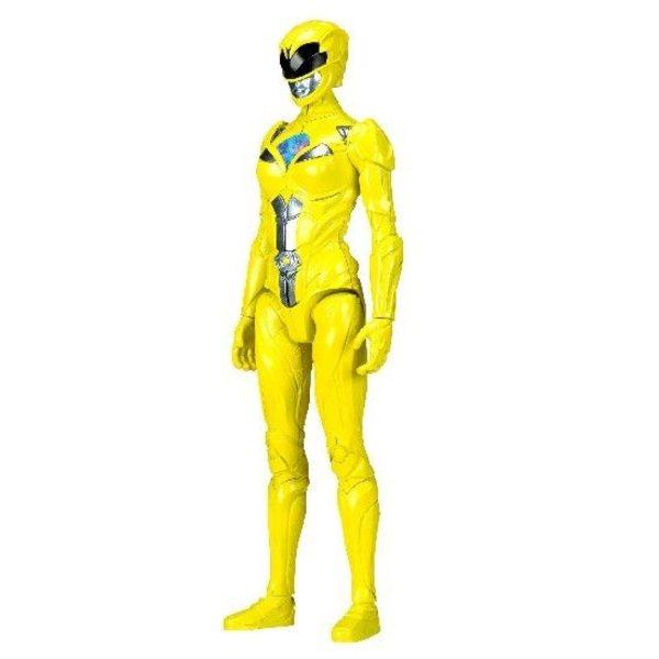 Bandai Power Ranger Varonis - Yellow Ranger 30 cm, 97665