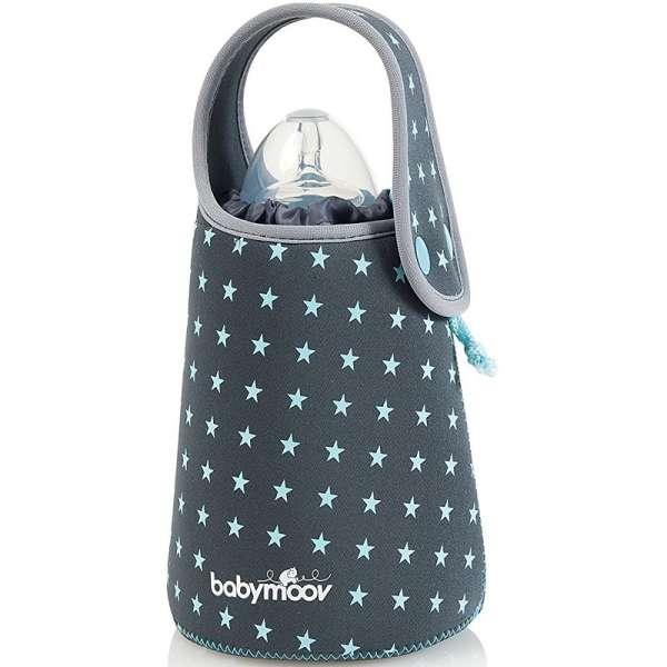 Babymoov Ceļojuma pudelītes sildītājs Travel Bottle Warmer Star, A002102