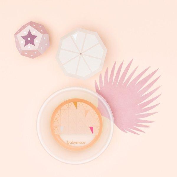 Babymoov Anti-slip Bowl Peach Barošanas bļodiņa, A005103