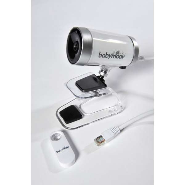 Babymoov Videonovērošanas sistēma Babycamera 0% Emission, A014409
