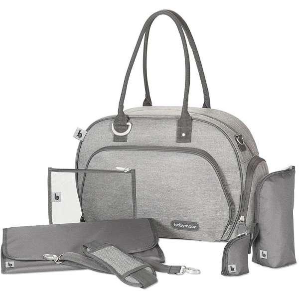 Babymoov Maternity Bag Trendy Smokey Soma māmiņām, A043574