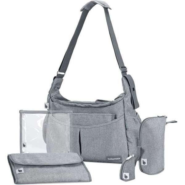 Babymoov Urban Bag Smokey Soma māmiņām, A043578