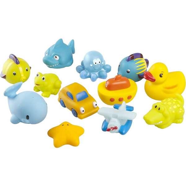 Babymoov Rotaļlietas vannai Bath Toys Boys Set, A104920