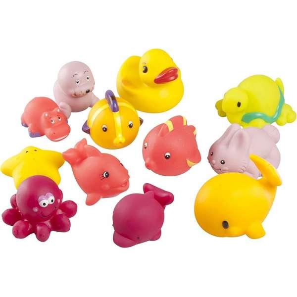Babymoov Rotaļlietas vannai Bath Toys Girls Set, A104921