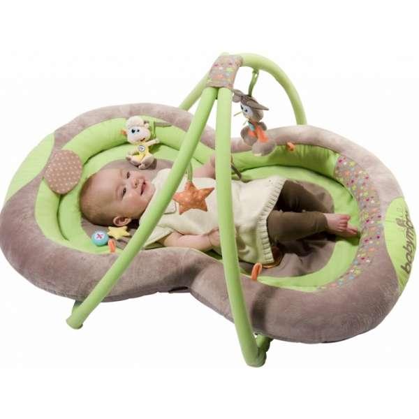 Babymoov Attīstošais paklājiņš Peanut Playmat, A105203