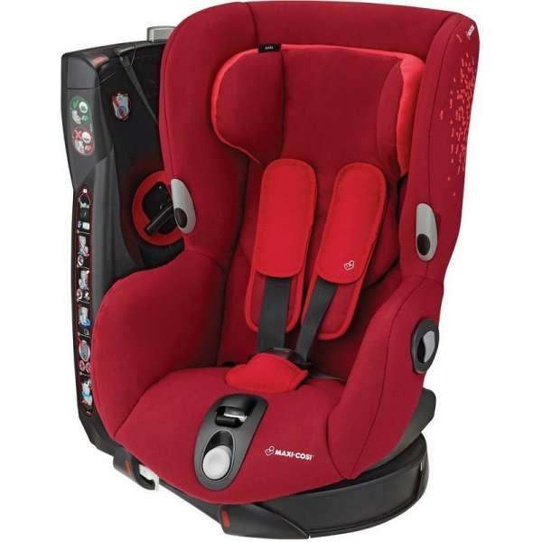 Maxi Cosi Axiss Vivid red Bērnu autokrēsls 9-18kg