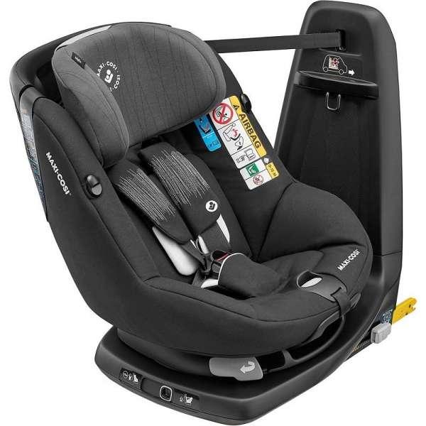 Maxi Cosi AxissFix Frequency Black i-Size Bērnu autokrēsls 9-18kg