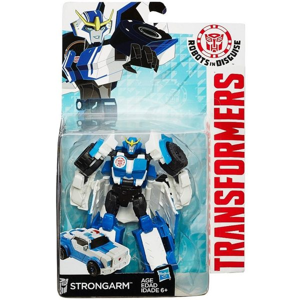 Transformers RID Warrior Class Strongarm B0070