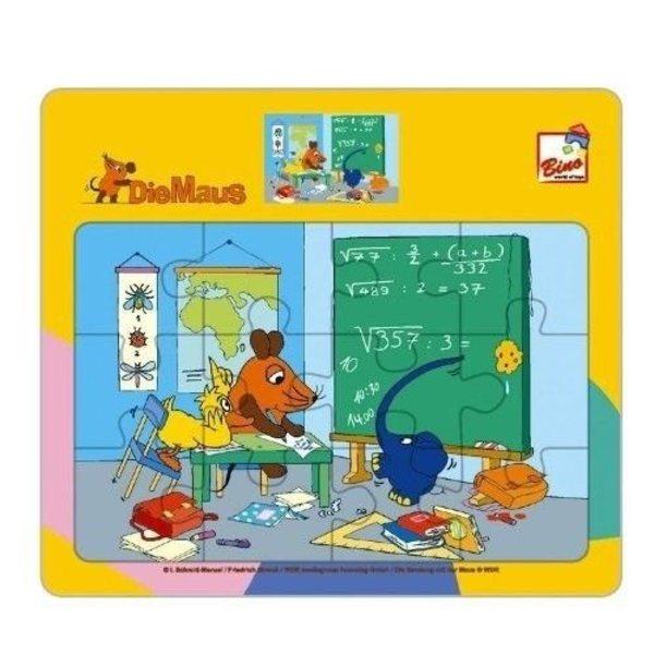 Bino Puzzle 3 Mouse, 13507