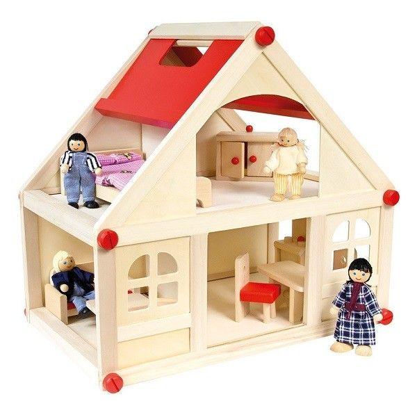 Bino Leļļu koka māja, 83552
