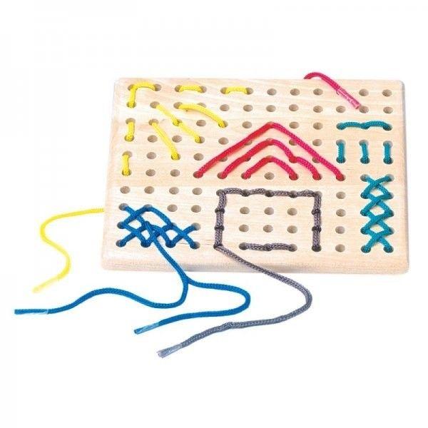 Bino Šņorējamā rotaļlieta, 84066