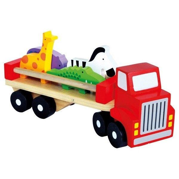 Bino Koka kravas automašīna ar dzīvniekiem, 84076