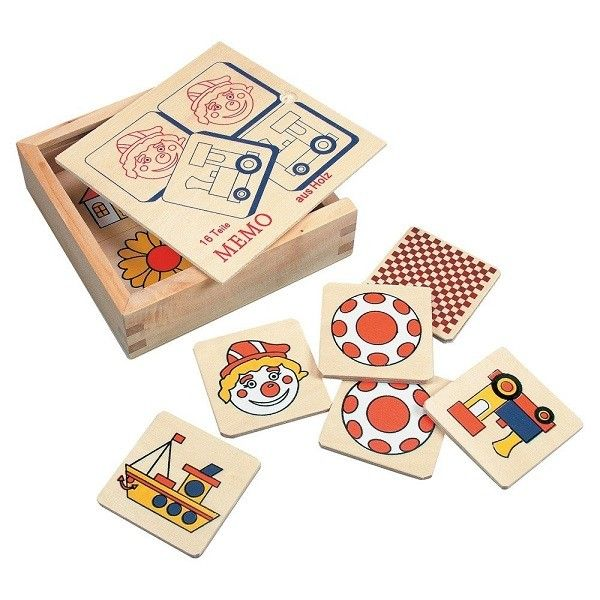 Bino Spēle Memory, 84084