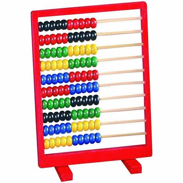 Bino Koka rotaļlieta Skaitīkļi, 84109