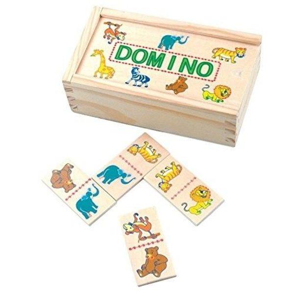 Bino Mini Domino Zoo, 84182