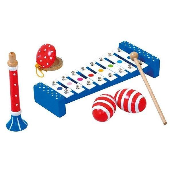 Bino Mūzikas instrumentu komplekts, 86587