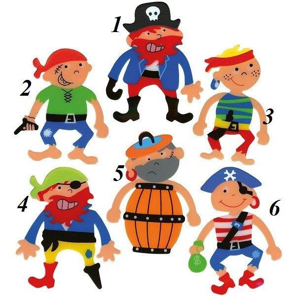 Bino Grāmatzīme Piraten, 9986641