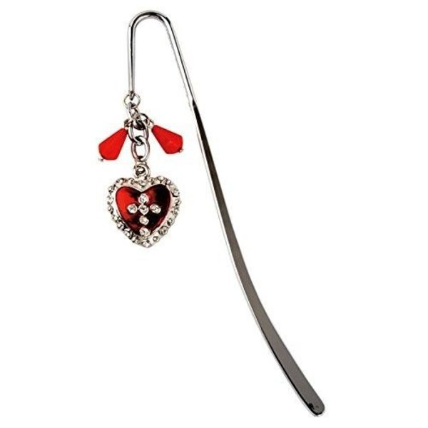 Bino Grāmatzīme Heart, 9986654