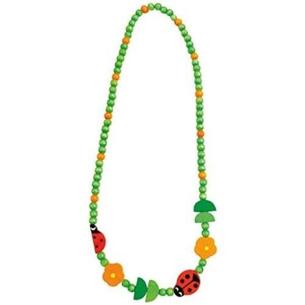 Bino Bērnu krelles Ladybird, 9989086