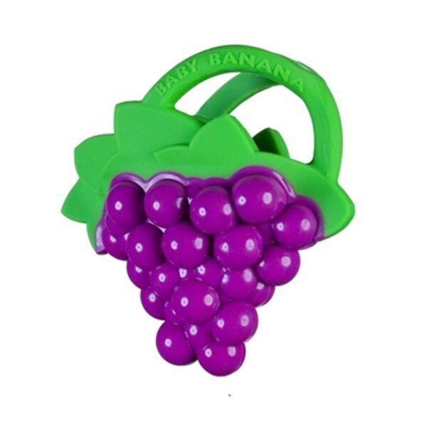 Baby Banana Grape Teether Zobgrauznis SS-Grape