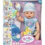 Baby Born Soft Touch Interaktīva lelle-mazulis, 43 cm 824375