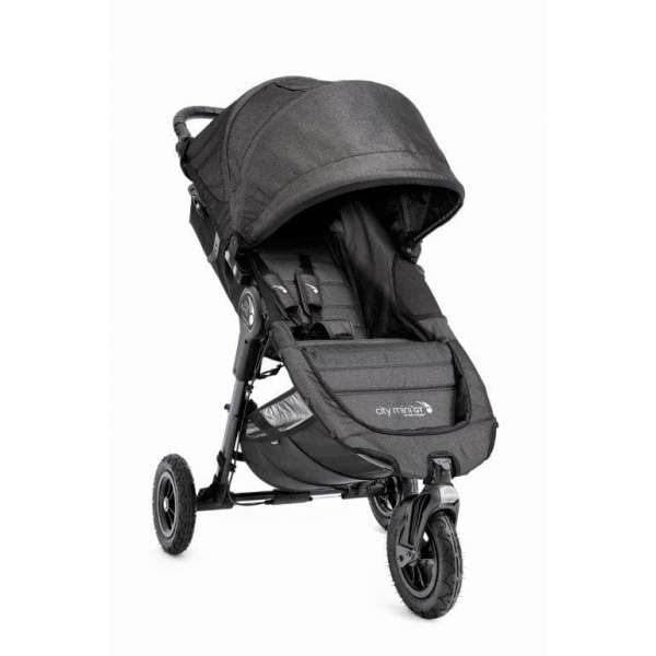 Baby Jogger City mini GT Charcoal Bērnu sporta rati