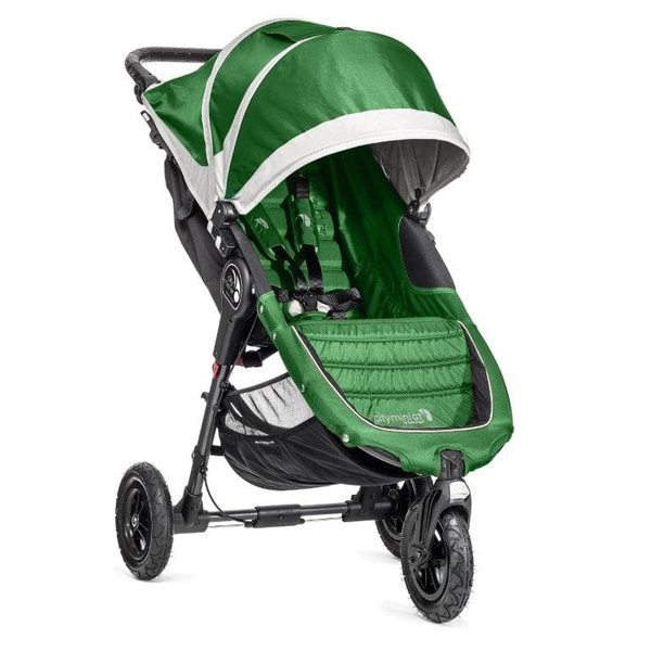 Baby Jogger City mini GT Evergreen/Gray Bērnu sporta rati