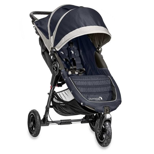 Baby Jogger City mini GT Midnight/Gray Bērnu sporta rati