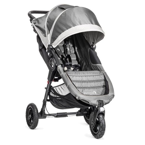 Baby Jogger City mini GT Steel/Gray Bērnu sporta rati