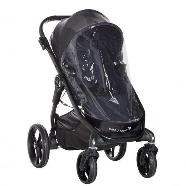 Baby Jogger City Premier Lietusplēve bērnu ratiem
