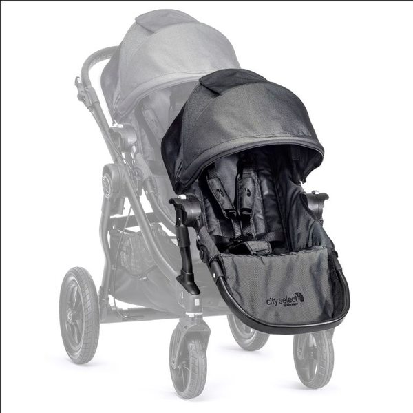 Baby Jogger Charcoal sežama daļa City select ratiem