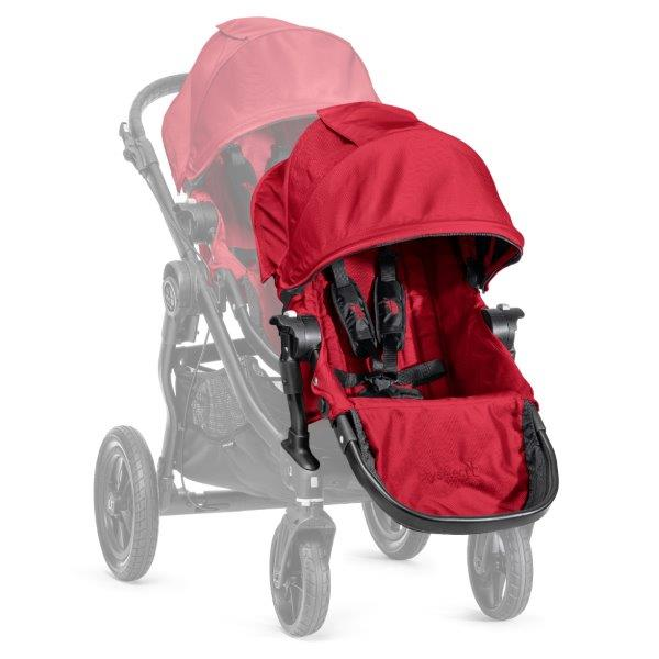 Baby Jogger Red sežama daļa City select ratiem