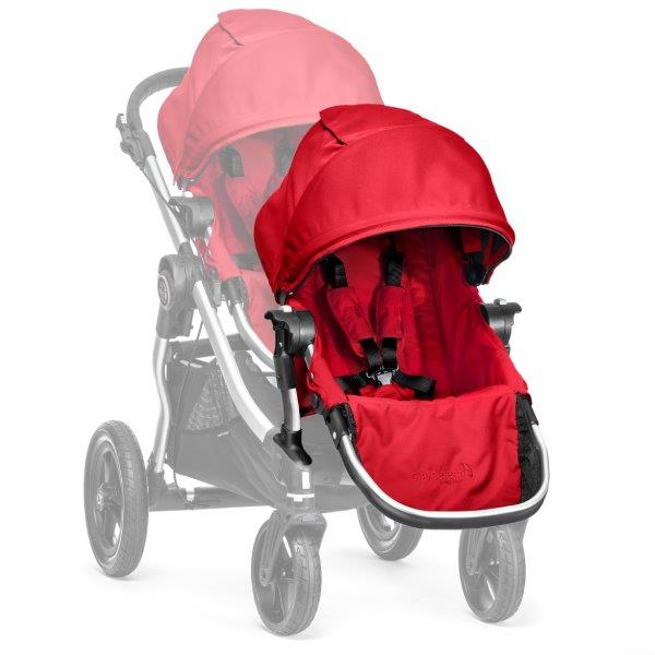 Baby Jogger Ruby sežama daļa City select ratiem