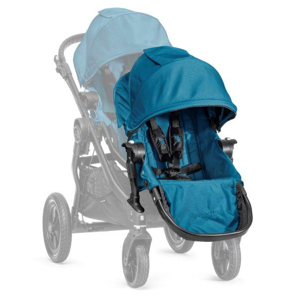 Baby Jogger Teal sežama daļa City select ratiem